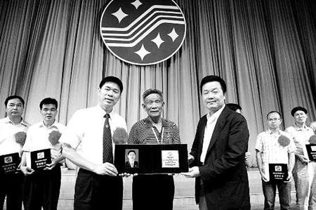 国瑞科技奖特等奖谢绍河50万奖金捐作助学基金