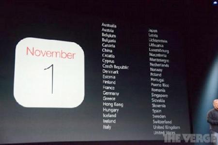 苹果推出iPadAir等新产品11月1日中国首发