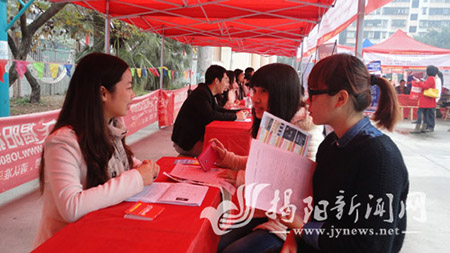 揭阳:42家物流电商企业提供近千岗位