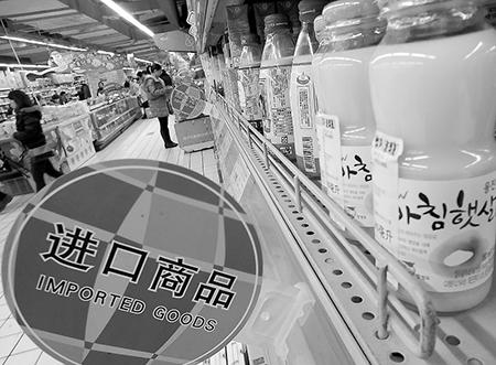 进口零食年节受追捧