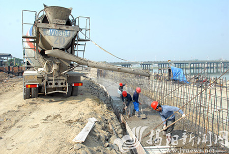 揭阳:去年榕城水利项目投入超亿再掀建设新高潮