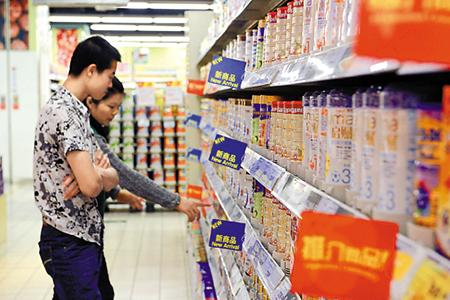 最严进口奶粉新规将执行70个新西兰代工品牌或消失