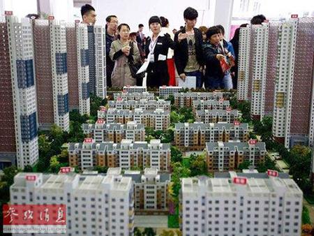 """纽约时报:中国房地产市场""""跌回现实"""""""