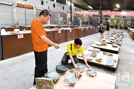 揭阳:首届玉石玉器拍卖会:打造直销平台