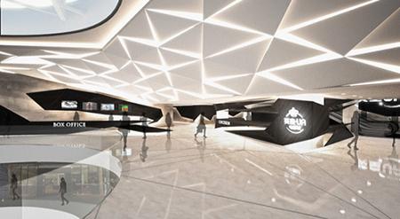 英皇UA首家世界级高端影院即将进驻佛山