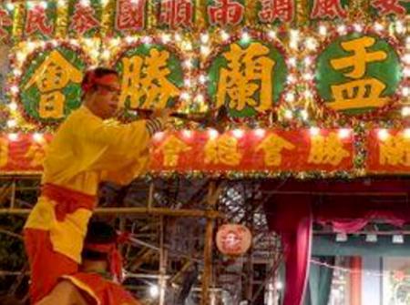 潮人文化传承发扬盂兰精神